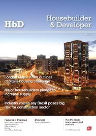 housebuilders magazine archive netmagmedia ltd