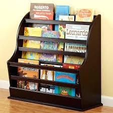 bookcase childrens bookcase with storage bins white kids wood