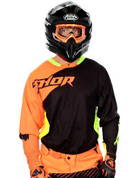 thor motocross gear nz thor flourescent black 2016 core divide mx jersey thor