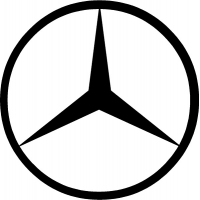mercedes decal custom mercedes decals and mercedes stickers