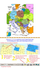 map of eastern european countries eastern european regional powerpoint map countries names maps