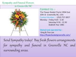 florist greenville nc sympathy and funeral flowers in greenville nc