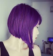 deep purple dream hair color aline bob hair styles i love