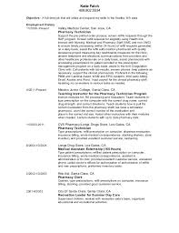pharmacy technician resume updated pharmacy technician resume