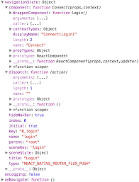 flight attendant sample resume why isn t react native drawer being triggered using react native enter image description here