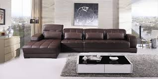L Leather Sofa 12 Best L Shaped Leather Sofa Designs 2018 Sofamoe Info