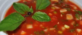 recette cuisine gaspacho espagnol recettes de gaspacho et de cuisine espagnole