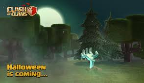 scary pumpkin coc clash of clans 2016 halloween update coming soon clash for dummies