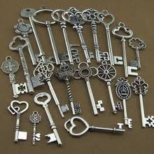 silver party favors buy skeleton key favors and get free shipping on aliexpress