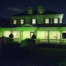 christmas spotlights gaxmi green led light landscape spotlights remote
