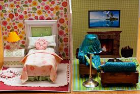Diy Dollhouse Furniture Second Chances By Susan Collapsible Dollhouse