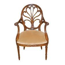 vintage u0026 used neoclassical accent chairs chairish