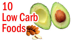 top 10 best low carbohydrate foods youtube