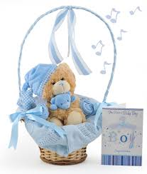 musical bedtime cuddles baby boy gift basket at 32 99