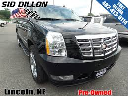 pre owned 2012 cadillac escalade esv luxury suv in lincoln