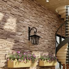 faux brick wallpaper picture more detailed picture about