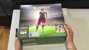 xbox one with kinect bundle black friday fifa 16 xbox one bundle unboxing overview u0026 giveaway youtube