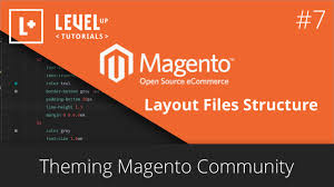 magento layout xml tutorial theming magento community 7 layout files structure youtube