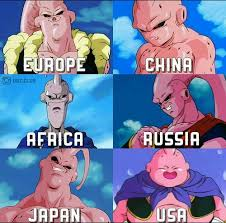 Dragonball Memes - image about meme in dragon ball by fire arrows