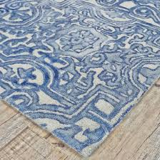 Brown And Blue Rug All Rugs Shop By Style Pattern U0026 Color Shades Of Light