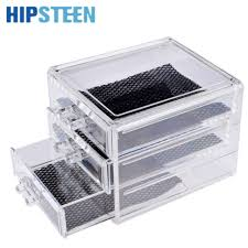 makeup storage makeup organizers for drawers dreaded clear