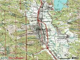 map ukiah ukiah california ca 95482 profile population maps real