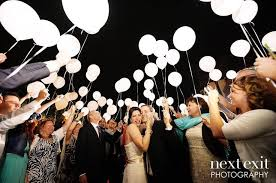 plans led light up balloons since flying lanterns are illegal in aus maybe light up balloons