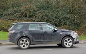 land rover discovery sport trunk space land rover discovery sport confirmed with seating for seven