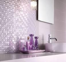 bathroom tiles purple