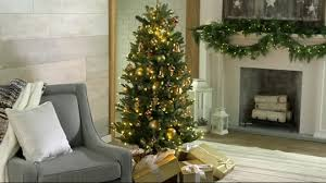 ed on air santa s best 6 5 blue royal spruce tree by