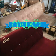 my futon sinks in the middle how to reupholster a futon part 1 college pinterest spare