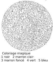 19 dessins de coloriage magique ce1 multiplication à imprimer