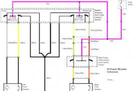 diagram wiring power window wiring diagram