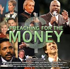 Preach Meme - preaching for the money biblical proof