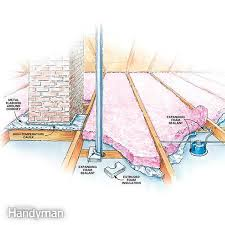Proper Way To Insulate Basement Walls by How To Insulate A House Family Handyman