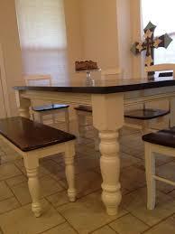 Handcrafted Table Design Using Osborne Husky Dining Table Legs - Dining table leg designs