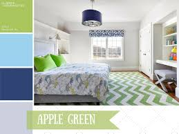 Affordable Furniture Source by Apple Green Color Palette Apple Green Color Schemes Hgtv