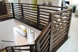 Oak Banister Rail Contemporary Railings Hci Railing Systems