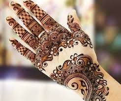 Henna Decorations Latest Front Hand Mehndi Design Ideas 2016 Fashion Pinterest