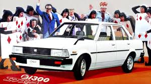 1982 Toyota Corolla Hatchback Toyota Corolla Sedan Jp Spec E70 U00271979 U201383 Youtube