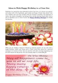 Wishing Happy Birthday To Ideas To Wish Happy Birthday To A Close One 1 638 Jpg Cb 1456803155