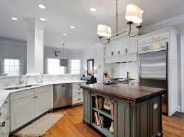 updated kitchens ideas small transitional kitchen ideas with wooden floor and hanging