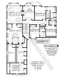 floor plans with courtyards rosemont house plan courtyard house plans