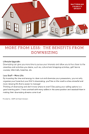 downsizing your home contact the batterman integrity group