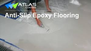 Non Slip Floor Coating For Tiles Anti Slip Epoxy Flooring In An Industrial Bakery In Sydney Youtube