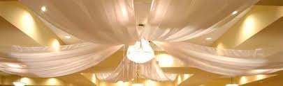 wedding drapery denver colorado backdrops wedding ceiling drapery