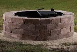 Belgard Weston Fire Pit Dimensions
