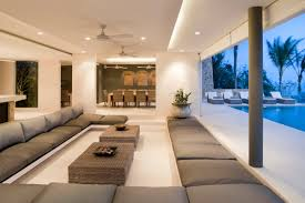 living room interior design by expert interior decorators in fort