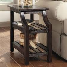 Power Chairside End Table Ashley End Table With Power Gately T8453 End Table With Hidden