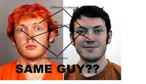 James Holmes Meme - 30 40 people shot at colorado midnight showing of the dark knight